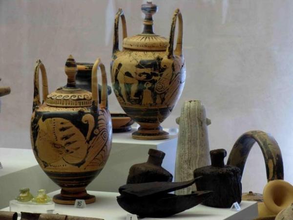vasi egizi