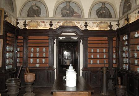 Sala dei Mortai