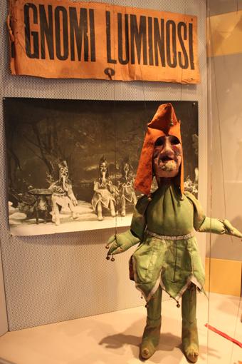 Marionetta di Giuseppe Concordia