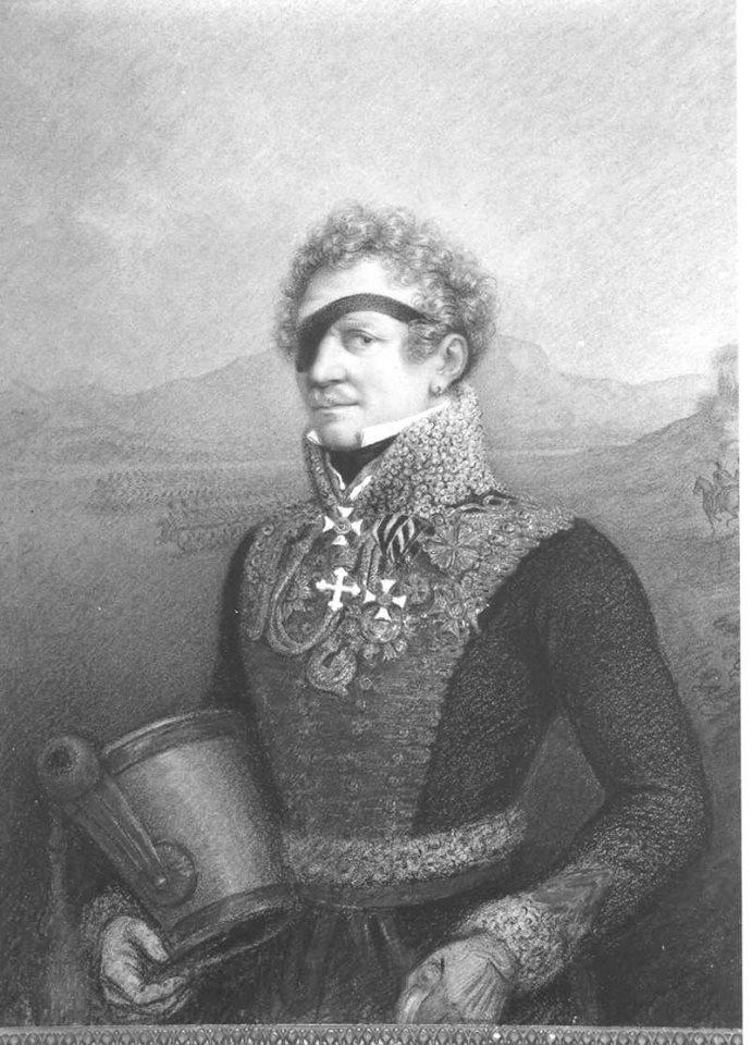Neipperg, secondo marito di Maria Luigia