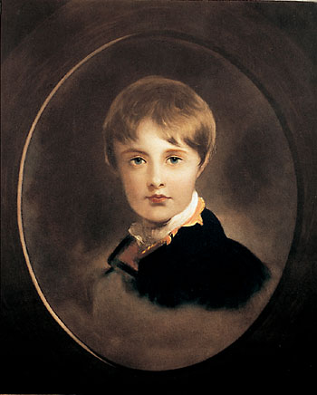 Re di Roma, figlio di Napoleone e Maria Luigia