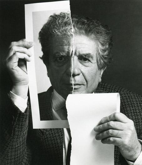 Gilberto Signifredi - Giuseppe Caglioti, fisico- fotografia 1991