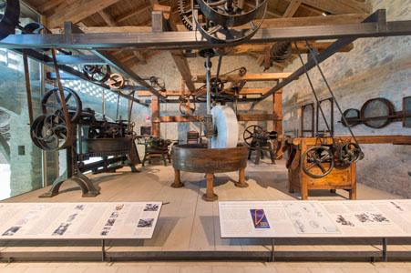 Museo della Pasta interno museo_01w