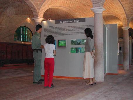 archivio parchi taro Centro Visite